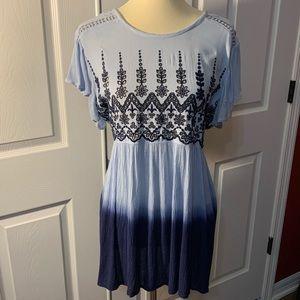 Studio West women's size 2X blouse